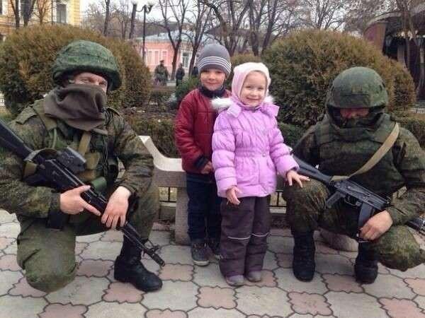 Защита соотечественников – законное право России