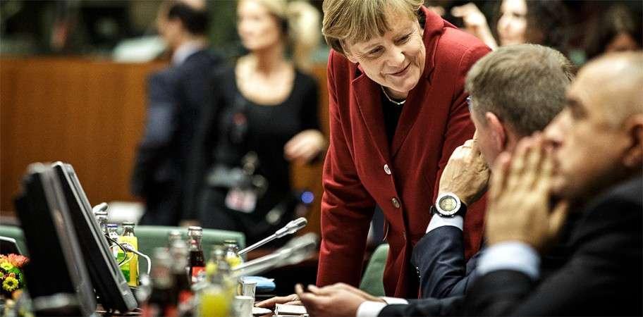 Бюрократы ЕС ведут себя как тупые, упрямые дебилы