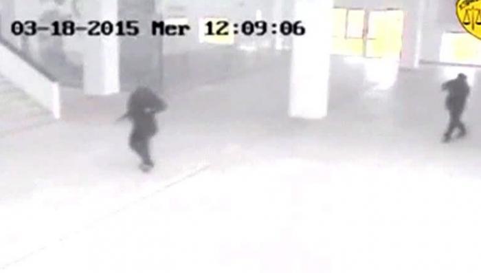 Получено видео расстрела туристов в Тунисском музее