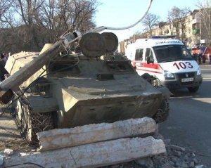 Военная прокуратура Украины подтвердила, что сбившие девочку в Константиновке каратели были пьяными