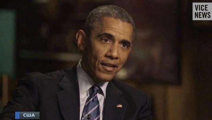 Дурак Обама сделал сенсационное признание