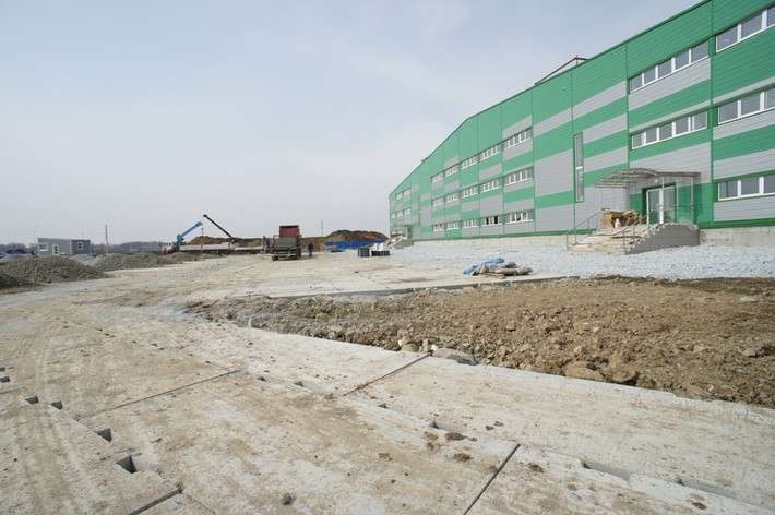 Крупнейший производственно-логистический комплекс открылся под Владивостоком