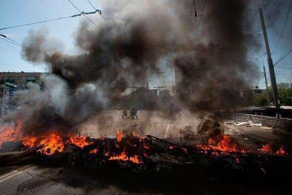 В Одессе прогремел очередной взрыв. Очередной взрыв в Одессе: жертв нет