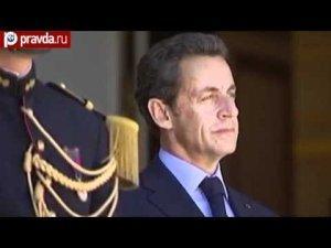 В первом туре выборов во Франции лидирует венгерский еврей Николя Саркози