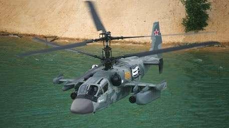 Почему в России танки летают: новый Ка-52К способен потопить целую эскадру