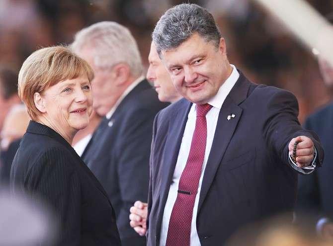 Про Ангелу Меркель снимут художественный фильм