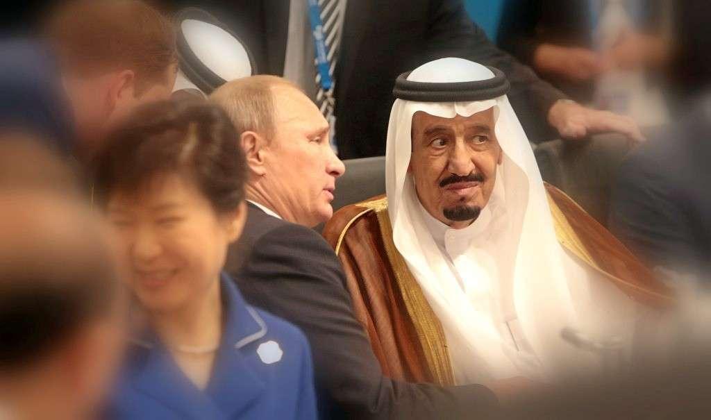 Саудиты прячутся за Кремль
