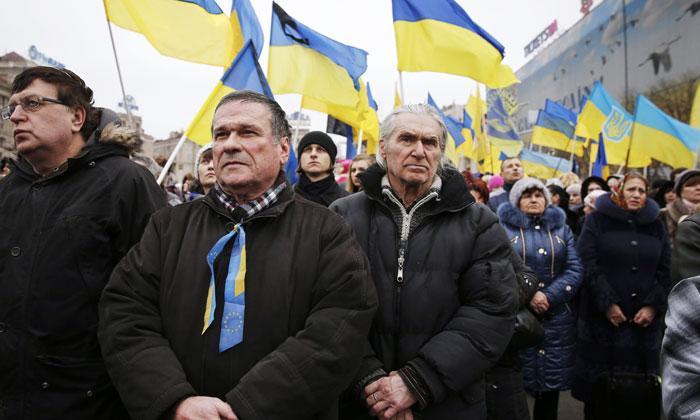 «Диванные войска» Украины запросили мира