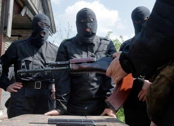 Битва за Одессу? Власти обязали вооруженные формирования покинуть город. военные оружие батальон