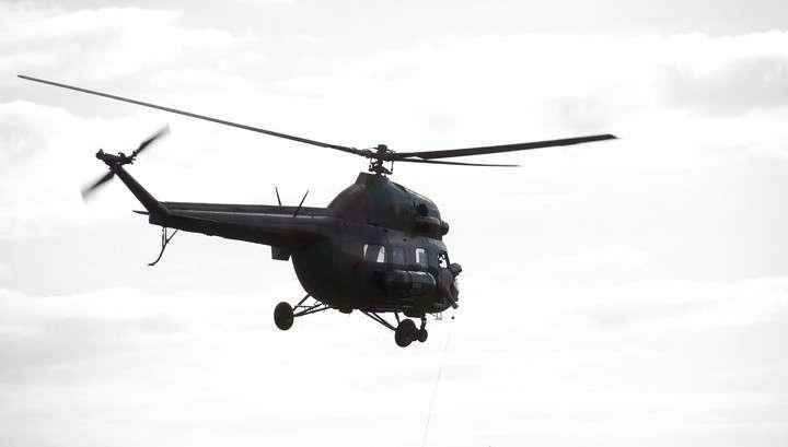 На Камчатке погибли 2 человека при крушении вертолёта Ми-2
