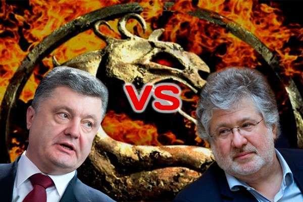 Порошенко отправил Коломойского в отставку с поста губернатора