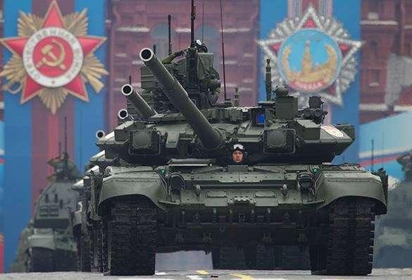СМИ: На Парад Победы в Москве выйдут боевые роботы. 315626.jpeg