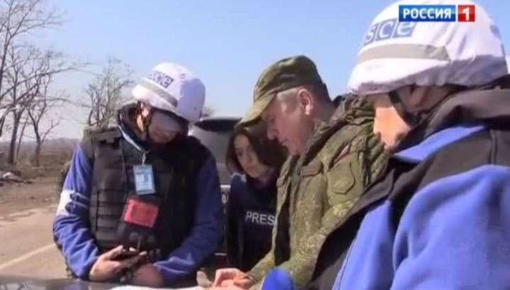 Ополченцы и силовики договорились о выводе танков из-под Мариуполя