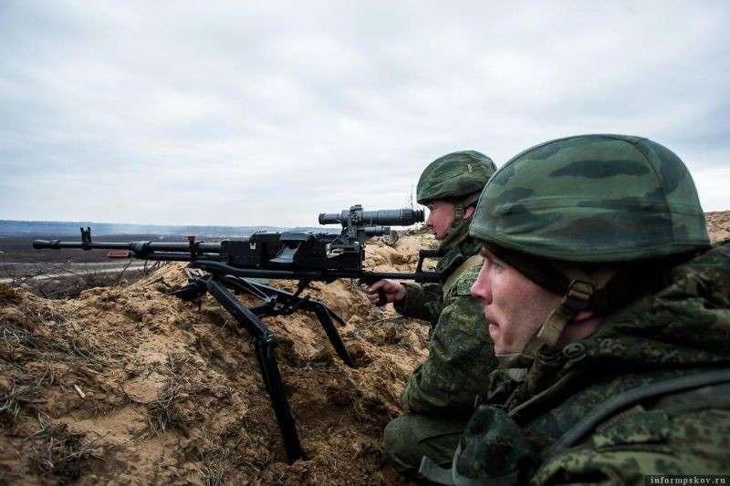 Внезапная проверка боеготовности Северного флота, войск ЗВО и ВДВ