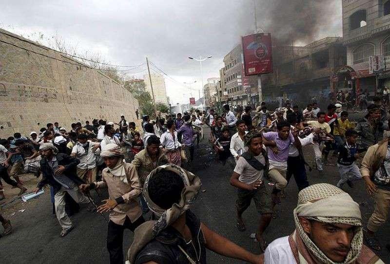 Кипящий Йемен