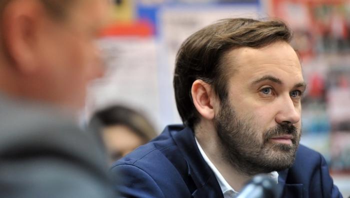 Илья Пономарёв может лишиться депутатской неприкосновенности в начале апреля