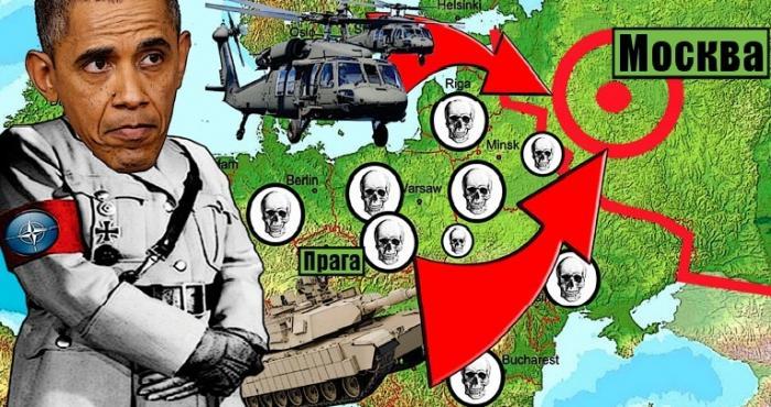 Подготовка к нападению США на Россию приближается к точке невозврата