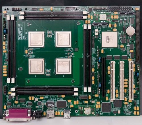 Начато производство серверов на основе отечественного процессора «Эльбрус-4С»