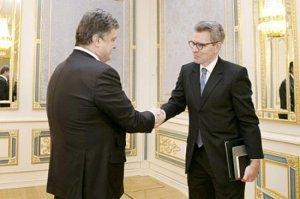 Посол Пайет приказал Порошенко рвать Коломойского на части!