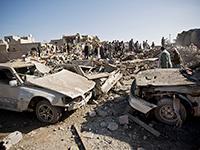 События в Йемене - это начало большой арабской войны