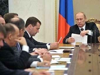 Министры понесут материальную ответственность за срыв исполнения указов Президента