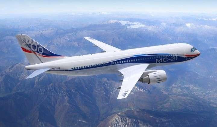 В Минобороны заявили о желании купить новые лайнеры МС-21