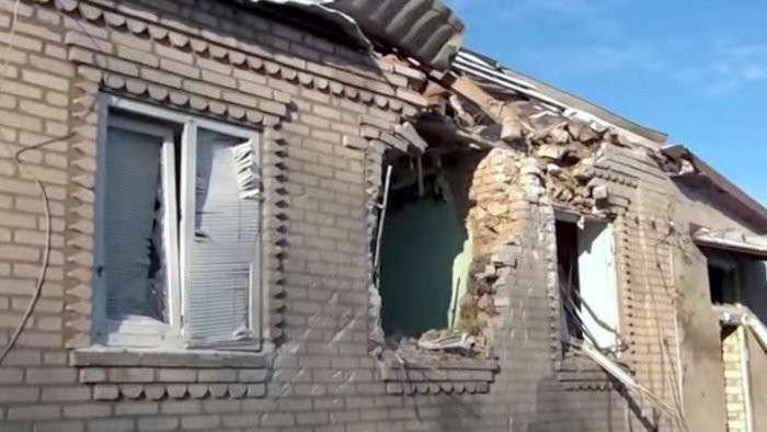 Хунта «спасает» население от артобстрела ЛНР