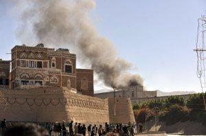 Бомбы для несогласных. Война в Йемене