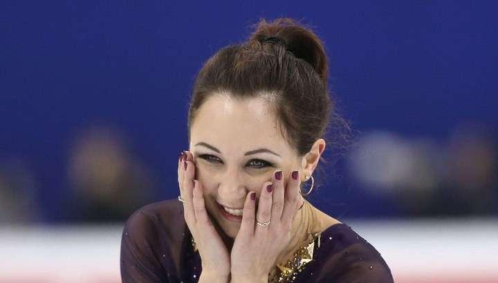 Елизавета Туктамышева стала чемпионкой мира по фигурному