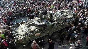 Американские «Драгуны» потеряли в Чехии одну бронемашину Stryker