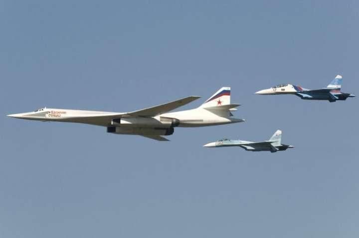 Стратегические бомбардировщики стали почтовыми голубями российской дипломатии в Европе