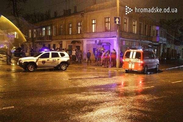 Хорошо знакомый почерк взрывов в Одессе