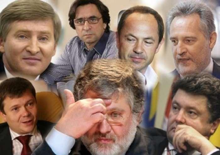 Одесский сходняк Вальцмана и олигархов