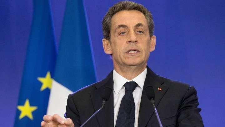 На выборах во Франции победу одерживает партия Саркози