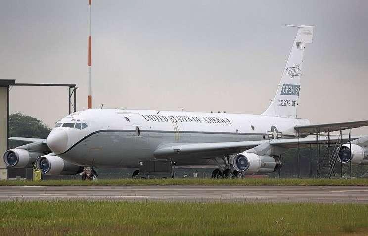 Вражеские инспекторы выполнят наблюдательный полёт над Россией и Белоруссией