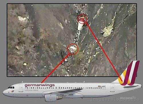germanwings опознавательные знаки