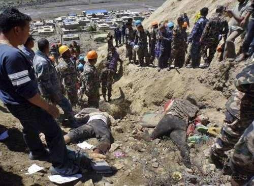 Непал. Погибшие в авиакатастрофе