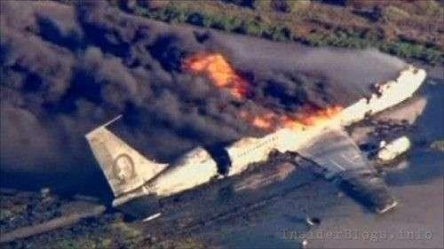 авиакатастрофа в Парагвае