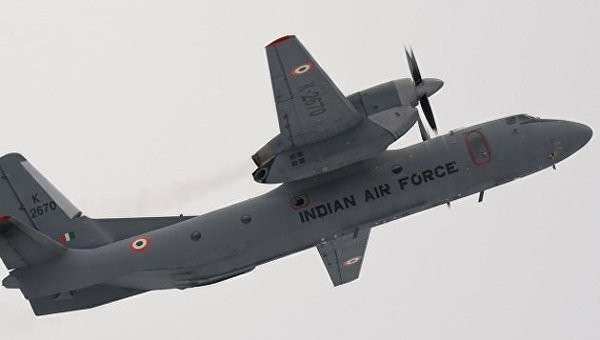 На Украине исчезли пять индийских самолетов