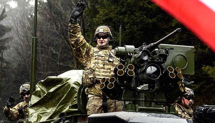 Stryker: глохнущий авангард Америки. Самый амбициозный проект Пентагона стал символом провала реформы армии США