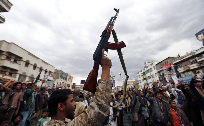 Йемен за пазухой