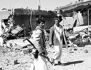 Россия может сыграть в Йемене собственную роль