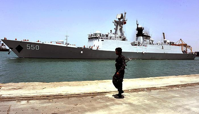 Морской арабский узел