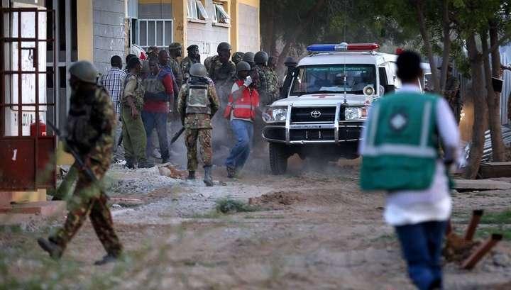 Число жертв нападения на университет в Кении достигло 147