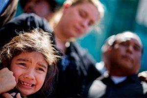 Пиндосия: дети отбираются у родителей в суде за 5 минут