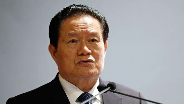 У бывшего министра безопасности Китая изъято 14 млрд. долларов
