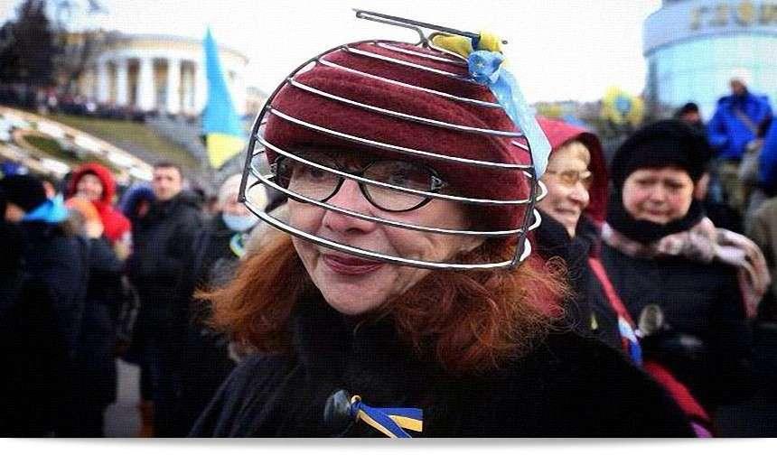 Украина - страна непуганых идиотов