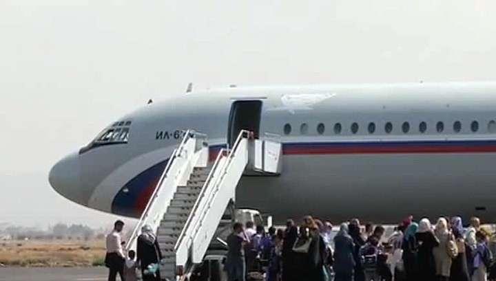 Из Йемена эвакуированы ещё 350 россиян и граждан других стран