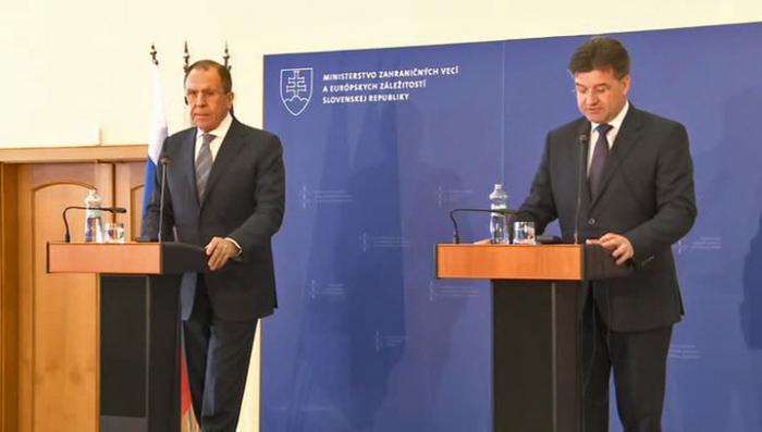 Россия и Словакия выступают за политическое решение кризиса на Украине
