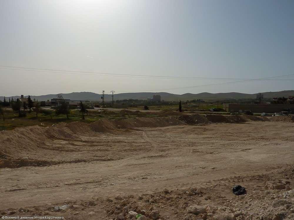 Дорога на Хомс 2